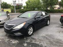 2013_Hyundai_Sonata_Limited PZEV w/Wine Int_ Gainesville FL