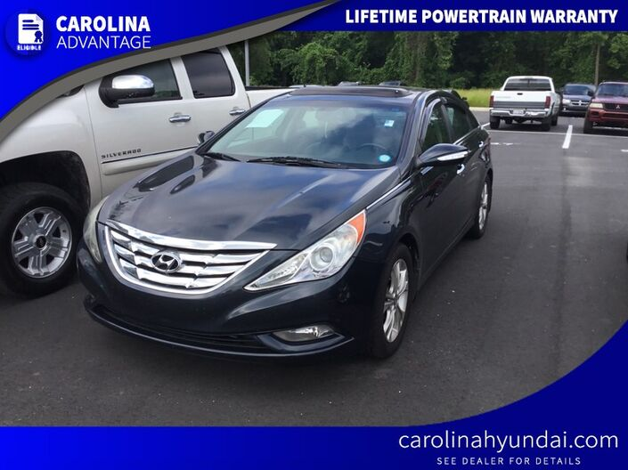 2013 Hyundai Sonata Limited PZEV w/Wine Int High Point NC