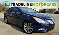2013 Hyundai Sonata Limited SUNROOF, LEATHER, BLUETOOTH, AND MUCH MORE!!!