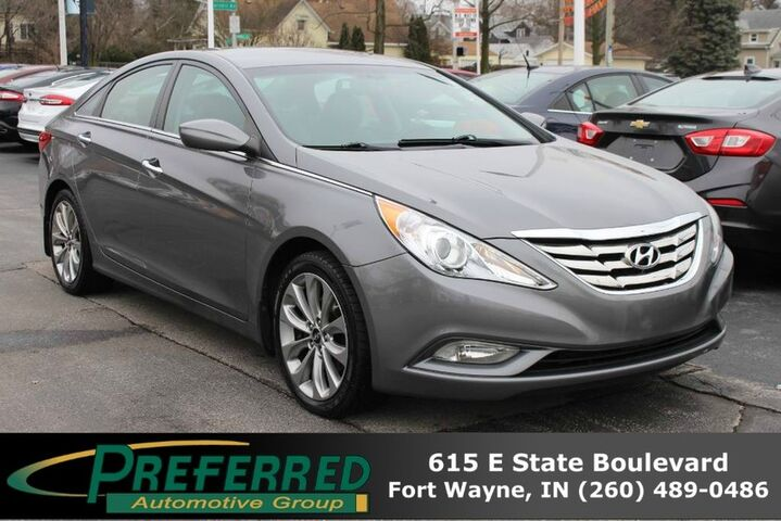 2013 Hyundai Sonata SE Fort Wayne Auburn and Kendallville IN