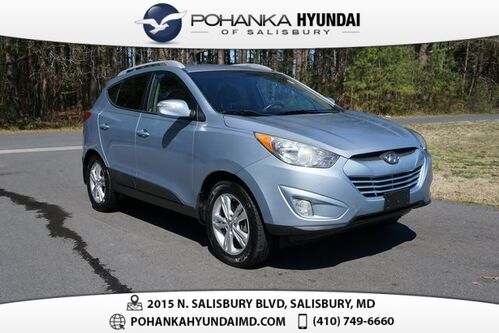 2013_Hyundai_Tucson_GLS **GREAT VEHICLE**_ Salisbury MD