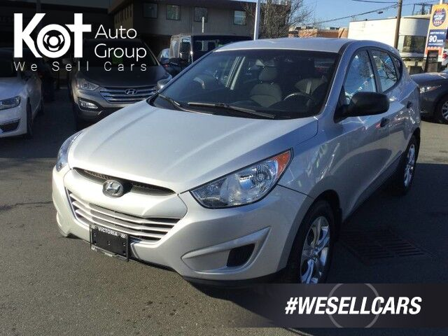 2013 Hyundai Tucson L One Owner! Keyless Entry! Victoria BC