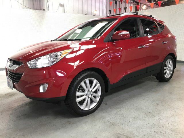 2013 Hyundai Tucson Limited Oroville CA