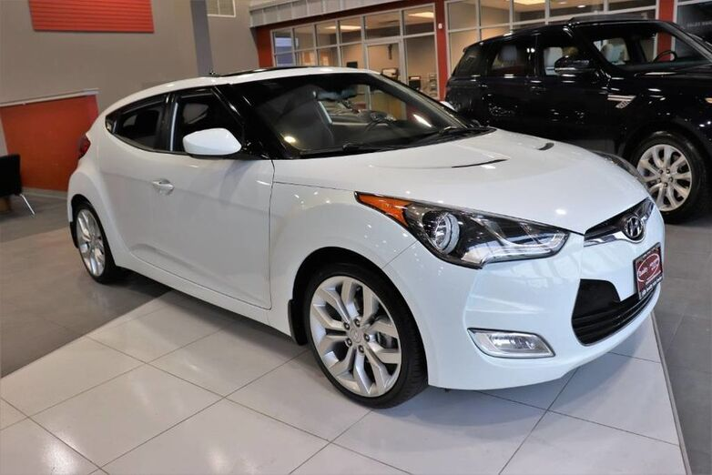 2013 Hyundai Veloster 6 Sp Manual - CARFAX Certified 1 Owner - No Accidents - Fully Serviced - Springfield NJ
