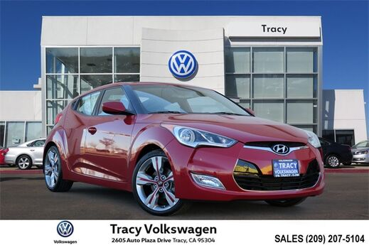 2013 Hyundai Veloster Base Tracy CA