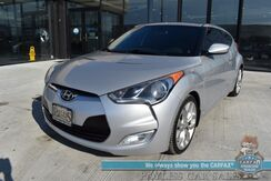 2013_Hyundai_Veloster_Coupe / Style Pkg / Automatic / Panoramic Sunroof / Air Conditioning / Viper Auto Start / Power Locks Windows & Mirrors / Dimension Speakers / Bluetooth / AUX & USB Jacks / Tow Pkg / 37 MPG_ Anchorage AK