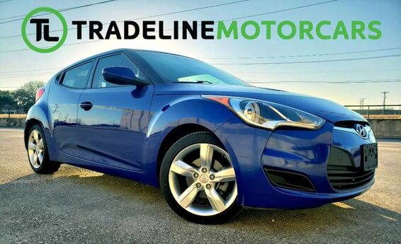 2013 Hyundai Veloster RE:MIX BLUETOOTH, POWER WINDOWS, SPORT, AND MUCH MORE!!! CARROLLTON TX