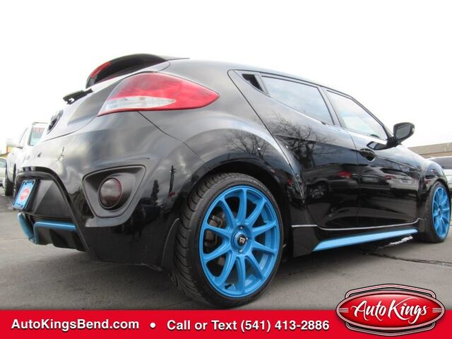 2013 Hyundai Veloster Turbo w/Black Int Bend OR