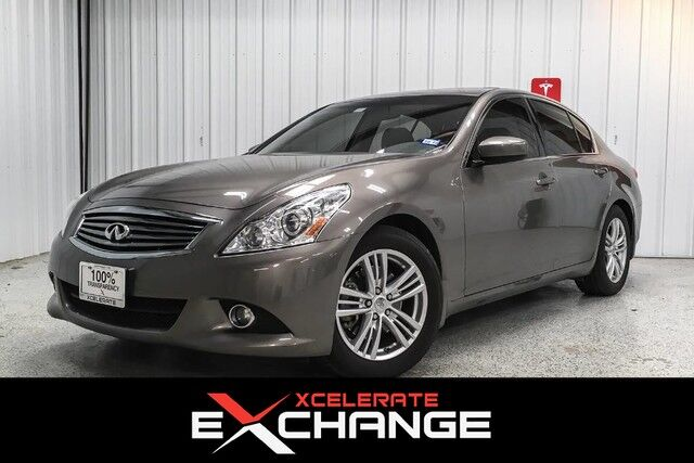 2013 INFINITI G37 Sedan Journey Frisco TX
