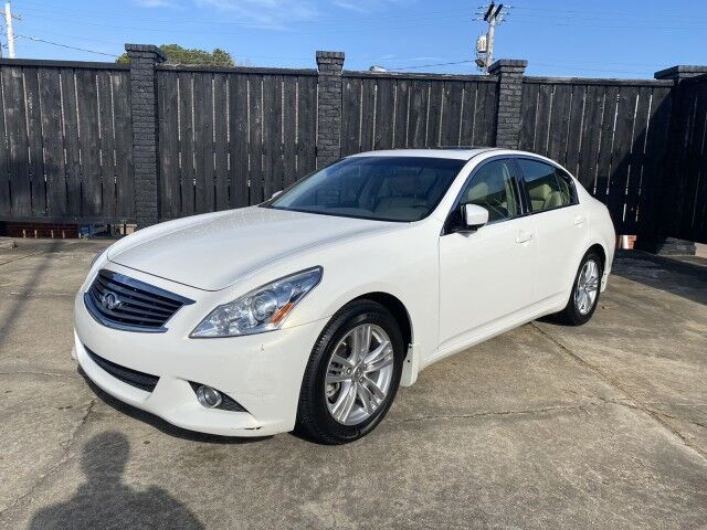 2013 INFINITI G37 Sedan Journey Louisville MS