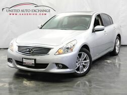 2013_INFINITI_G37 Sedan_x 3.7L V6 Engine / AWD / Around View Monitor / Bose Premium Sound System_ Addison IL