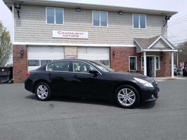 2013 INFINITI G37 Sedan x East Windsor CT