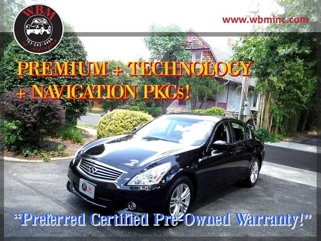 2013 INFINITI G37 x Limited Edition Arlington VA