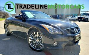 2013_INFINITI_G37S Convertible_LEATHER, BLUETOOTH, NAVIGATION, AND MUCH MORE!!!_ CARROLLTON TX