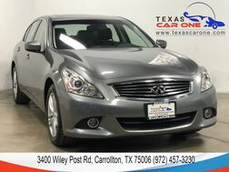 2013_INFINITI_G37x_AWD PREMIUM PKG NAVIGATION SUNROOF LEATHER HEATED SEATS REAR CAM_ Carrollton TX
