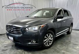 2013_INFINITI_JX35_3.5L V6 Engine / AWD / Navigation / 3rd Row Seat With Rear Entertainment / Premium Package / Push Start / Navigation / AroundView Monitor_ Addison IL