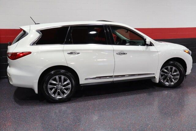 2013 INFINITI JX35 AWD 4dr Suv Chicago IL