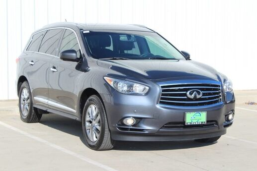 2013 INFINITI JX35 BASE Paris TX