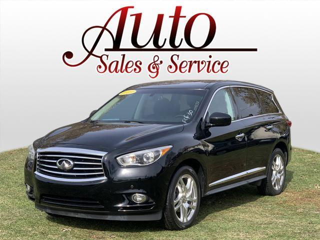 2013 INFINITI JX35 Base Indianapolis IN