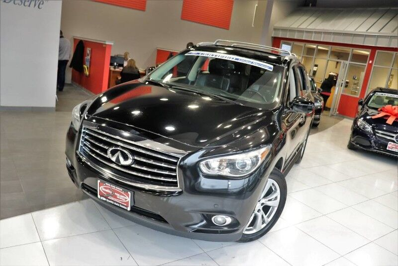 2013 INFINITI JX35 Driver Assistance Package,Sunroof/Moonroof,Power Package,Navigation System,Technology Package,Tour Package,Premium Wheels,Heat Package,Premium Package,Tow Package,Climate Package,Bluetooth,Backup Camera,Remote Start Springfield NJ