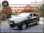 2013 INFINITI JX35 w/ Premium & Theater Package