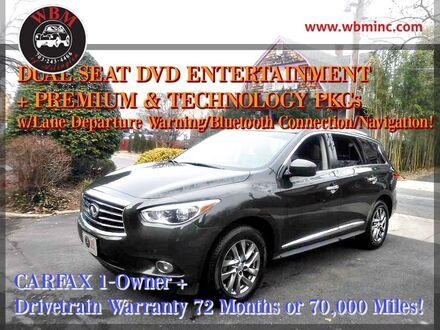2013_INFINITI_JX35_w/ Premium & Theater Package_ Arlington VA