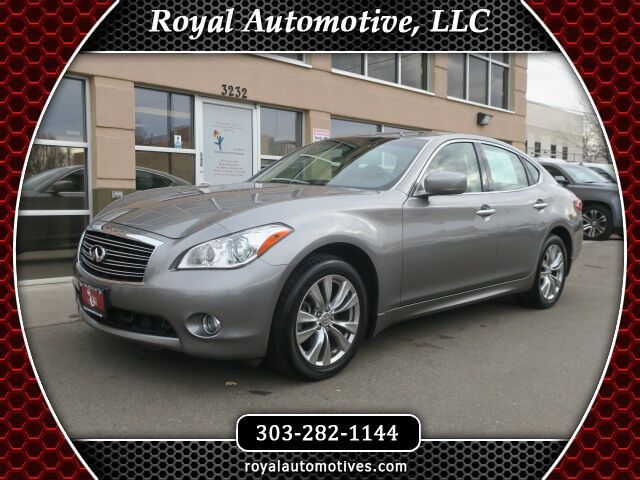 2013 INFINITI M37 X-All wheel drive Englewood CO