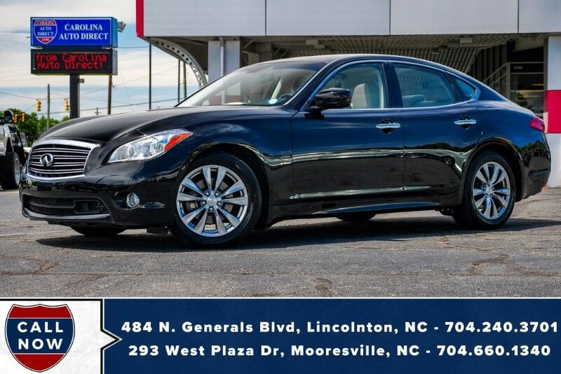 2013 INFINITI M56 w/ Vented & Heated Front Seats + NAV Mooresville NC