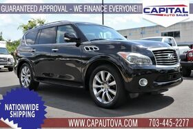 2013_INFINITI_QX56_Base_ Chantilly VA