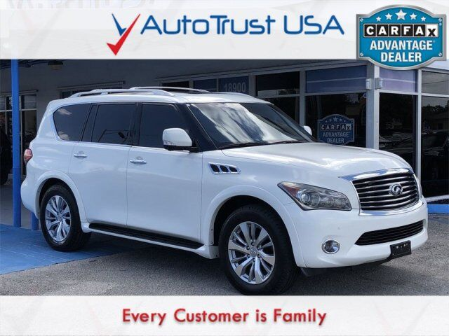 2013 INFINITI QX56 Base Miami FL