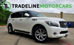 2013_INFINITI_QX56_NAVIGATION, LEATHER, REAR VIEW CAMERA, AND MUCH MORE!!!_ CARROLLTON TX