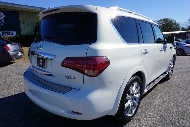 2013 INFINITI QX56 Technology Package Moore SC