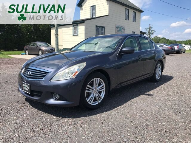 2013 Infiniti G Sedan 37 Journey Woodbine NJ