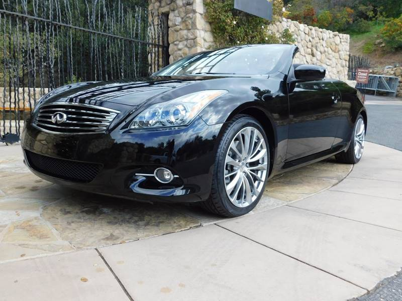 2013 Infiniti G37 Convertible Base 2dr Convertible Santa Barbara CA