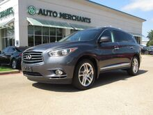 2013_Infiniti_JX_FWD LEATHER, NAVIGATION, SUNROOF, 360 VIEW CAMERA, KEYLESS START, BLUETOOTH CONNECTIVITY_ Plano TX