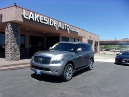 2013_Infiniti_QX56_4WD_ Colorado Springs CO