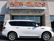 Infiniti QX56 Base 4x4 4dr SUV (midyear release) 2013