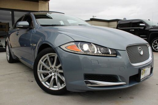 2013 Jaguar XF I4 RWD TEXAS BORN NAVI ROOF Houston TX