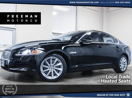 2013_Jaguar_XF_Local Trade Heated Seats_ Portland OR