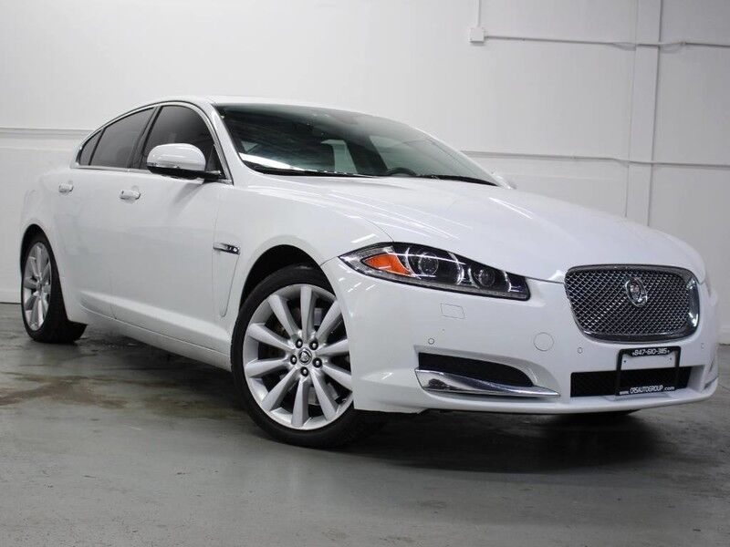 2013 Jaguar XF SUPERCHARGED V6 AWD