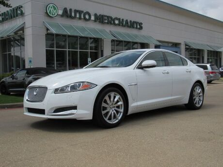 2013 Jaguar XF-Series XF 2.0L I4T LEATHER, SUNROOF, BACKUP CAMERA, BLIND SPOT MONITOR, HTD FRONT STS, BLUETOOTH Plano TX