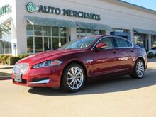 2013_Jaguar_XF-Series_XF 2.0L I4T, NAVIGATION, SUNROOF, BACK-UP CAMERA, LEATHER INTERIOR_ Plano TX