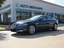 2013_Jaguar_XF-Series_XF 3.0L V6  SUPERCHARGED, AUTOMATIC, LEATHER SEATS, SUNROOF, NAVIGATION, BACKUP CAMERA, HEATED FRONT_ Plano TX
