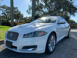 2013_Jaguar_XF_Supercharged_ Hollywood FL