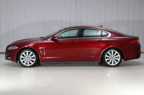 2013_Jaguar_XF_V6 AWD_ West Chester PA