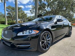 2013_Jaguar_XJ_Base_ Hollywood FL