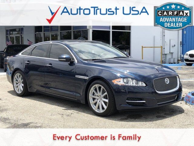 2013 Jaguar XJ Base Miami FL