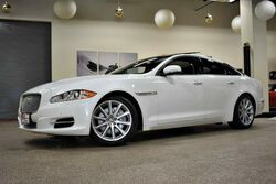Jaguar XJ Supercharged 2013