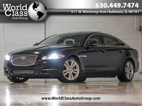 2013 Jaguar XJ XJL Portfolio * NAVIGATION * BACKUP CAMERA * ONE OWNER * XENONS Chicago IL