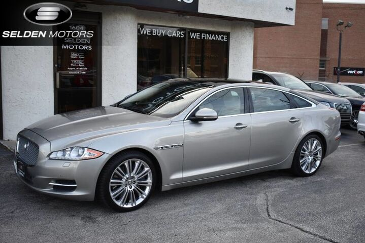 2013_Jaguar_XJ_XJL Supercharged_ Conshohocken PA